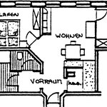 Photo of apartment/2 bedrooms/shower,bath tube,WC