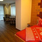 Photo of double room with shower, WC | © Pension Tannenhof - Leogang