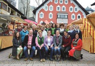 Deutsche Frauenband Saalfelden Am Steinernen Meer